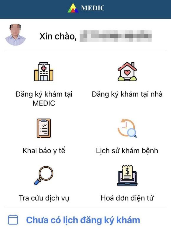 Trung tâm Y khoa MEDIC Hòa Hảo ứng dụng công nghệ phục vụ bệnh nhân ảnh 1