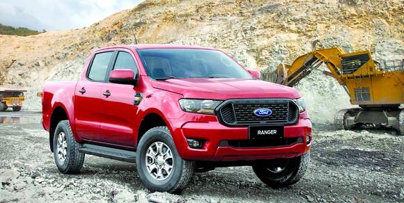 Điều gì đã giúp Ford Ranger là một chiếc xe 'mạnh mẽ đậm chất Ford' ảnh 2