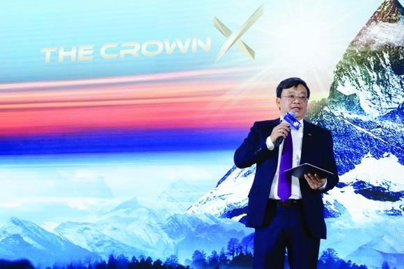 Masan đẩy nhanh chuyển đổi The CrownX, người tiêu dùng được hưởng lợi ảnh 1