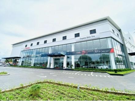Toyota Việt Nam ra mắt Toyota Bến Tre