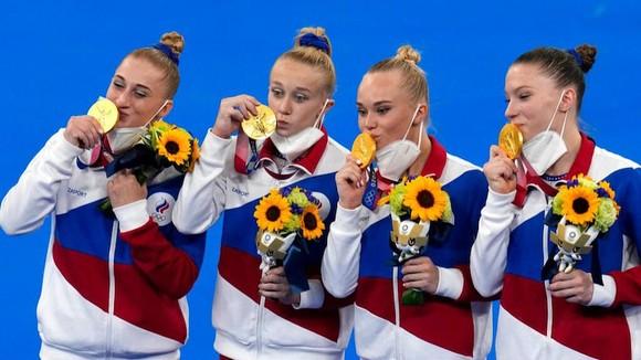 ROC quyết lấy lại tên cho thể thao Nga ảnh 2