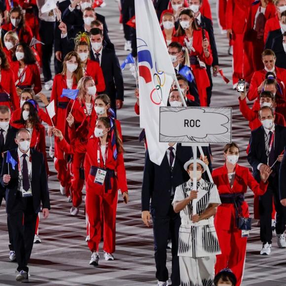 ROC quyết lấy lại tên cho thể thao Nga ảnh 1