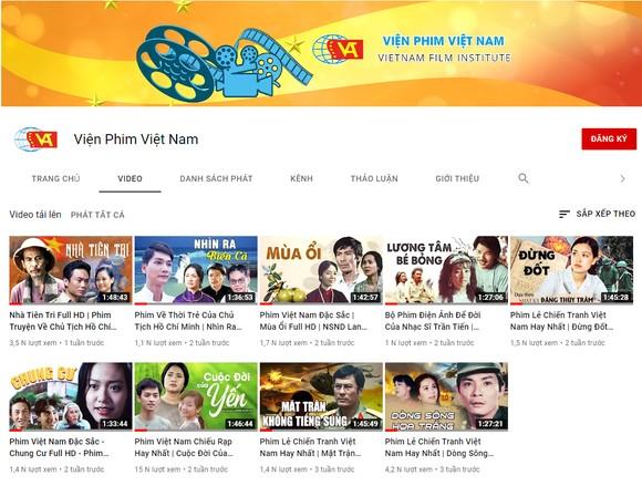 """""""Nhà mới"""" của phim Việt ảnh 1"""