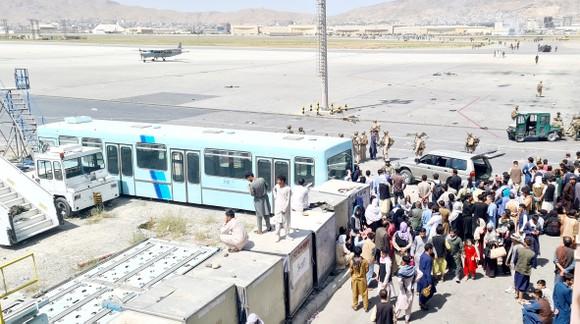 Mối nguy khủng bố người di tản Afghanistan ảnh 1