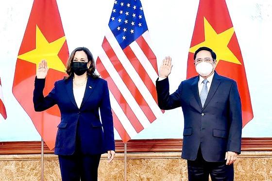 Phó Tổng thống Hoa Kỳ kết thúc tốt đẹp chuyến thăm Việt Nam ảnh 1