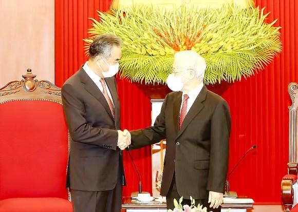 Việt Nam - Trung Quốc tăng cường hợp tác nhiều mặt ảnh 1