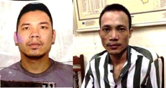 Hai tử tù trốn trại bị bắt trở lại