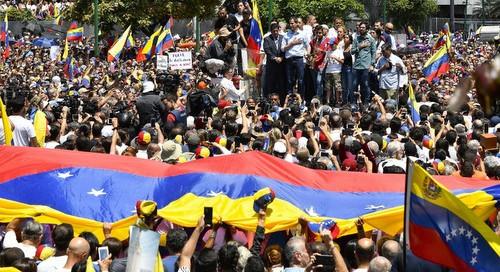 Venezuela bác đề xuất của Mỹ