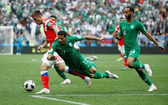 TRỰC TIẾP WORLD CUP 2018: Tuyển Nga thắng đậm 5-0 ảnh 4