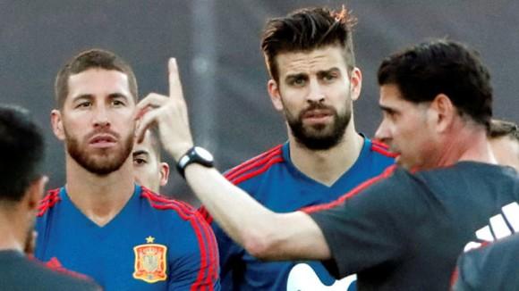 """Tân HLV Tây Ban Nha """"tin tưởng"""" cơ hội thắng World Cup ảnh 1"""
