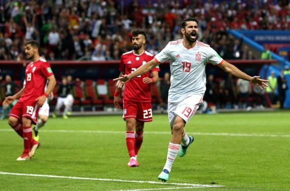 Iran - Tây Ban Nha 0-0, phòng thủ bê tông ảnh 4