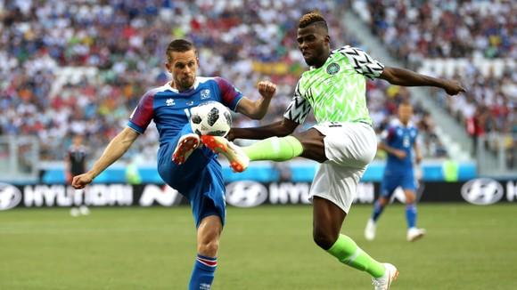 Nigeria – Iceland 2-0, Musa tung cánh Siêu đại bàng ảnh 1