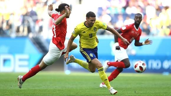 Thụy Điển - Thụy Sĩ 0-0, Ưu thế của xứ sở đồng hồ? ảnh 2