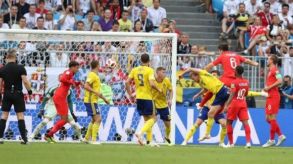 Thụy Điển - Anh 0-2: Tam Sư đẩy cao đội hình tấn công ảnh 3