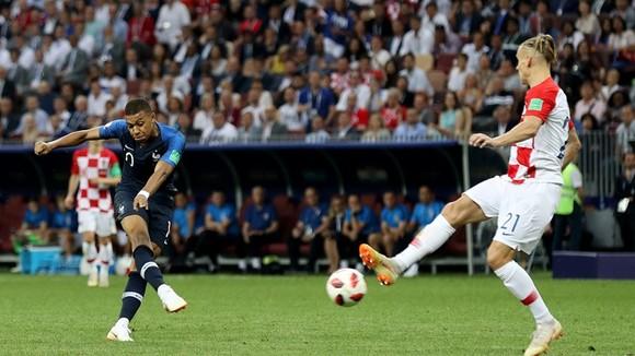 Pháp - Croatia 0-0: Cuộc chiến rất cân bằng ảnh 10