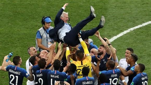 Pháp - Croatia 0-0: Cuộc chiến rất cân bằng ảnh 13