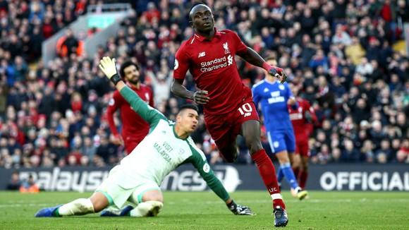 TRỰC TIẾP: Liverpool - Cardiff City: côn mưa bàn trhắng ở Anfield ảnh 3