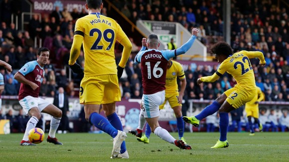 TRỰC TIẾP: Burnley - Chelsea: Quyền lực The Blues ảnh 1
