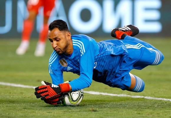 Keylor Navasd (Real Madrid)