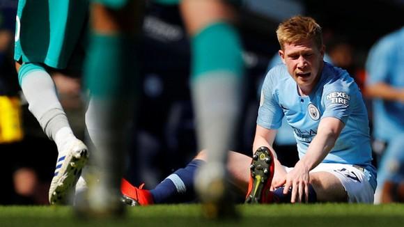 TRỰC TIẾP Man City - Tottenham: Thù này quyết trả ảnh 6