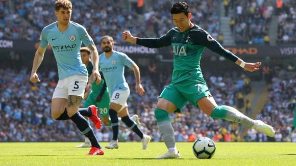 TRỰC TIẾP Man City - Tottenham: Thù này quyết trả ảnh 3