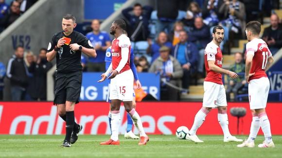 TRỰC TIẾP Leicester City - Arsenal: Pháo thủ lâm nguy ảnh 3