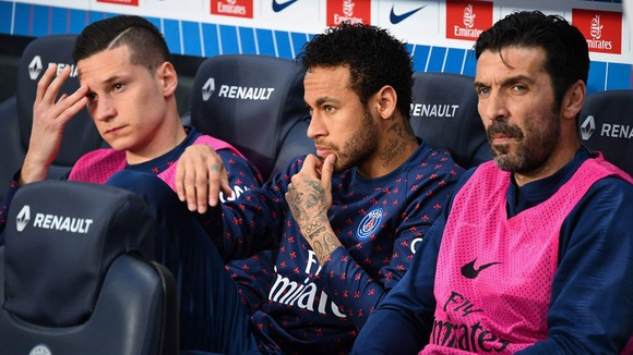 Neymar và Draxler choảng nhau ở PSG ảnh 1