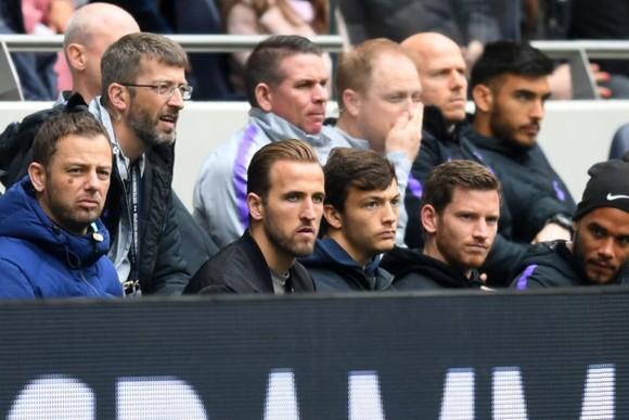 Harry Kane có thể chơi trận chung kết Champions League với Liverpool  ảnh 1
