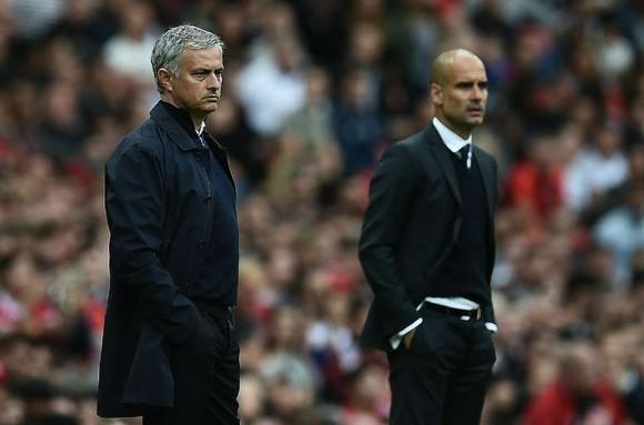 Pep vẫn đứng sau Mourinho trong việc chi phí chuyển nhượng cầu thủ