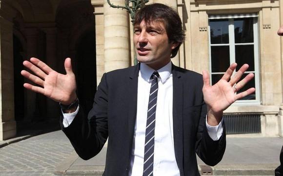 Tân GĐTT của PSG, Leonardo