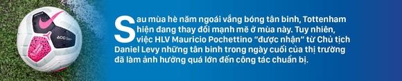 TOTTENHAM - Khi HLV Pochettino bị 'chơi khó' ảnh 1