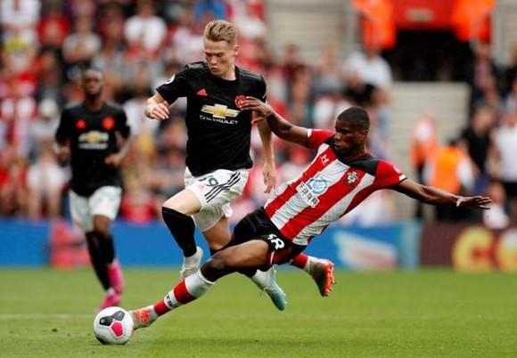 Southampton - Man United 1-1: Daniel James tỏa sáng, Quỷ đỏ đánh rơi chiến thắng ảnh 8