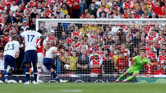Arsenal - Tottenham 2-2 Lacazette và Aubameyang giúp Pháo thủ lội ngược dòng. ảnh 5