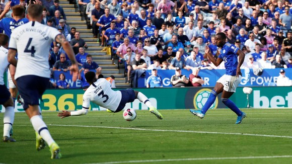 Leicerster - Tottenham 2-1: Harry Kane ghi bàn nhưng Maddison nhấn chìm Gà trống ảnh 6