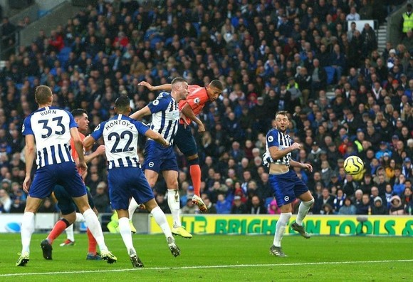 Brighton - Everton 3-2: Lucas Digne đốt lưới nhà giúp Mồng biển thắng ngược phút cuối ảnh 4