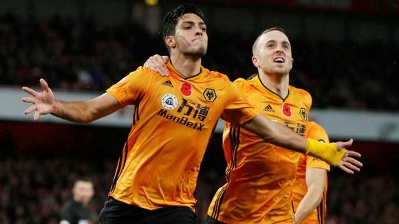 Arsenal - Wolves 1-1: Aubameyang tạo dấu ấn, Jimenez ghi tuyệt phẩm ảnh 6