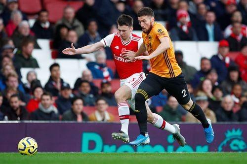 Arsenal - Wolves 1-1: Aubameyang tạo dấu ấn, Jimenez ghi tuyệt phẩm