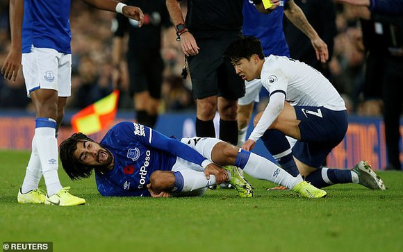 Andre Gomes sẽ phẫu thuật cổ chân bị gãy ảnh 5
