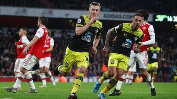 Arsenal - Southampton 2-2: Lacazette cứu nguy Pháo thủ phút 90+6 ảnh 7