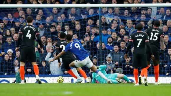 Everton - Chelsea 3-1: Calvert-Lewin nhấn chìm The Blues để đền ơn Ferguson ảnh 6
