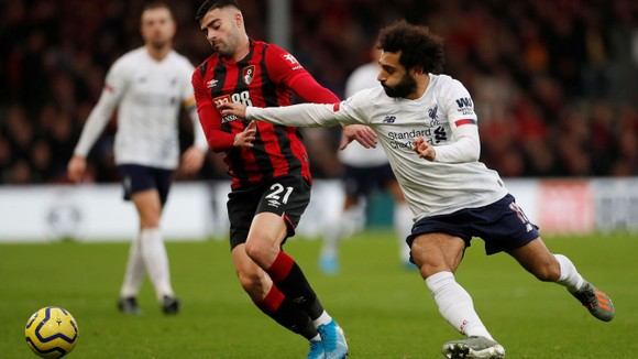 Bournemouth - Liverpool 0-3: Salah và Keita - Bộ đôi sát thủ mới