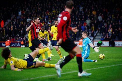 Bournemouth - Arsenal 1-1: Aubameyang giúp Arterta giành lại 1 điểm ảnh 3
