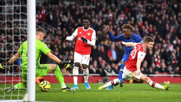 Arsenal - Chelsea 1-2: Jorginho và Abraham nhấn chìm Pháo thủ trong 4 phút vàng của The Blues ảnh 7