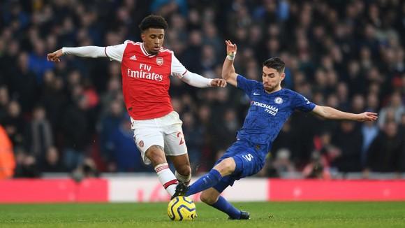 Arsenal - Chelsea 1-2: Jorginho và Abraham nhấn chìm Pháo thủ trong 4 phút vàng của The Blues ảnh 8