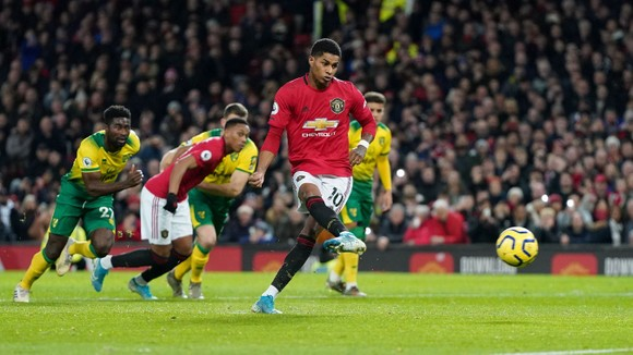 TRỰC TIẾP Man United - Norwich City: Rashford lập công ảnh 4