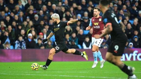 Aston Villa - Man City 1-6: Hattrick giúp Kun Aguero lập kỷ lục ghi bàn ảnh 2