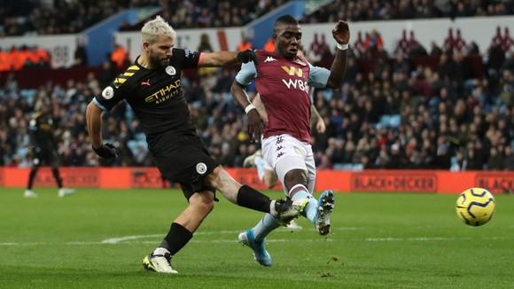 Aston Villa - Man City 1-6: Hattrick giúp Kun Aguero lập kỷ lục ghi bàn ảnh 5