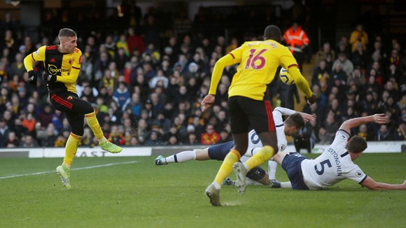 Watford - Tottenham 0-0: Gà trống suýt thua trên chấm 11m ảnh 7