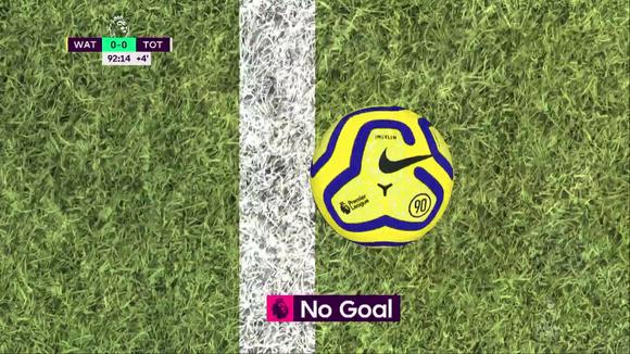 Watford - Tottenham 0-0: Gà trống suýt thua trên chấm 11m ảnh 10