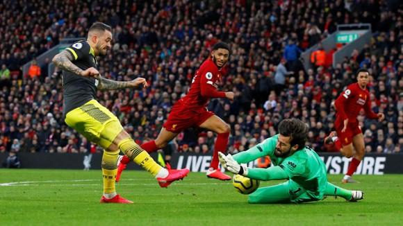 Liverpool - Southampton 4-0: Chamberlain mở điểm, Salah ghi cú đúp ảnh 6